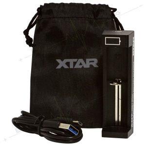 MC1 Plus - Xtar - Batteria - Caricabatteria