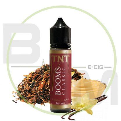 Booms - TNT Vape - Shot 20ml - Aroma